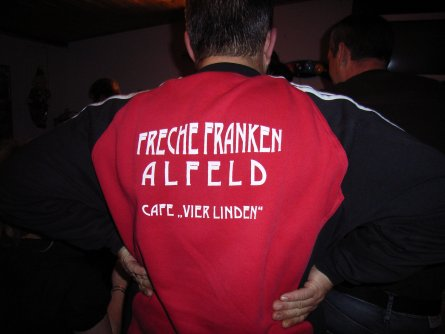 Frecher Franke