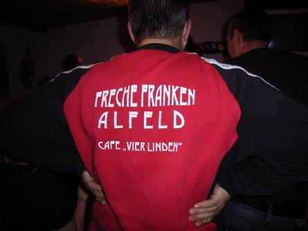 Frecher Franke