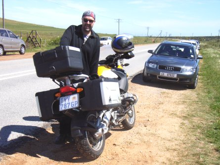 GS1200 in Sdafrika
